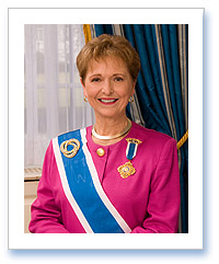 Merry Ann T. Wright, President General