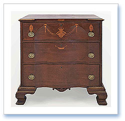 Chest of Drawers by John Shearer